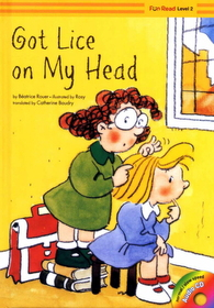 Got Lice on My Head (Hardcover +Audio CD:1)