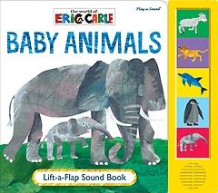 Eric Carle: Baby Animals (Board Book)
