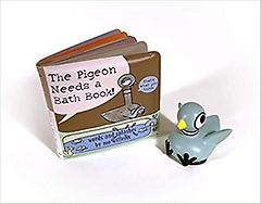 "<font title=""The Pigeon Needs a Bath Book! (Bath Book)"">The Pigeon Needs a Bath Book! (Bath Book...</font>"