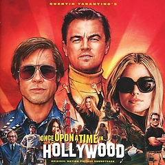 Quentin Tarantino's Once Upon A Time In Hollywood(원스 어폰 어 타임 인 할리우드) O.S.T