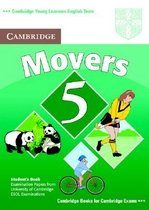 """<font title=""""Cambridge Young Learners English Tests Movers 5 Student Book: Examination Papers from the University of Cambridge ESOL Examinations (Paperback/ Student) """">Cambridge Young Learners English Tests M...</font>"""