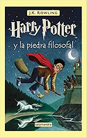 "<font title=""Harry Potter y la piedra filosofal / Harry Potter and the Sorcerer"