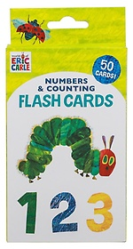 """<font title=""""World of Eric Carle (Tm) Numbers & Counting Flash Cards (Other)"""">World of Eric Carle (Tm) Numbers & Count...</font>"""