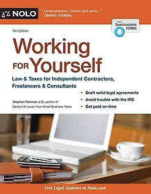 "<font title=""Working for Yourself (Paperback / 9th Ed.)"">Working for Yourself (Paperback / 9th Ed...</font>"