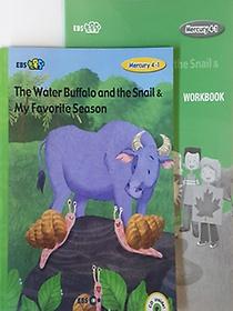 "<font title=""[EBS 초등영어] EBS 초목달 Mercury 4-1 세트 The Water Buffalo and the Snail & My Favorite Season"">[EBS 초등영어] EBS 초목달 Mercury 4-1 세...</font>"