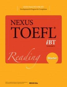 NEXUS TOEFL iBT Reading Starter