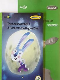"""<font title=""""[EBS 초등영어] EBS 초목달 Mercury 4-2 세트 The Smiling Rabbit & A Rocket to the Biggest Star"""">[EBS 초등영어] EBS 초목달 Mercury 4-2 세...</font>"""