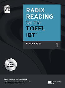 "<font title=""RADIX READING for the TOEFL iBT Black Label 1"">RADIX READING for the TOEFL iBT Black La...</font>"