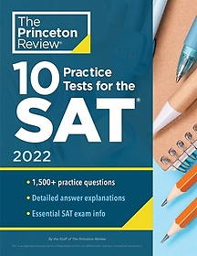 """<font title=""""10 Practice Tests for the Sat, 2022 (Paperback)"""">10 Practice Tests for the Sat, 2022 (Pap...</font>"""