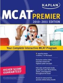 """<font title=""""Kaplan MCAT 2010-2011 Premier : 2010-2011 Edition (Paperback)"""">Kaplan MCAT 2010-2011 Premier : 2010-201...</font>"""