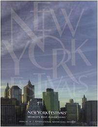 New York Festivals 18 (Hardcover)