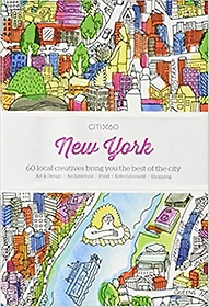 """<font title=""""CITIx60 City Guides - New York: 60 local creatives bring you the best of the city (Paperback)"""">CITIx60 City Guides - New York: 60 local...</font>"""