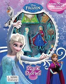 "<font title=""Disney Frozen: Stuck on Stories (Board Book)"">Disney Frozen: Stuck on Stories (Board B...</font>"