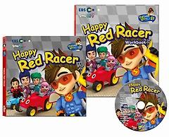 """<font title=""""EBS 번개맨의 영어나라 CD 세트 - Happy Red Racer"""">EBS 번개맨의 영어나라 CD 세트 - Happy Re...</font>"""