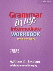 """<font title=""""Grammar in Use Intermediate Workbook with Answers (Paperback/ 3rd Edition)"""">Grammar in Use Intermediate Workbook wit...</font>"""