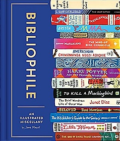 """<font title=""""Bibliophile: An Illustrated Miscellany (Hardcover)"""">Bibliophile: An Illustrated Miscellany (...</font>"""