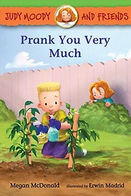 """<font title=""""Judy moody and friends: prank you very much (Paperback)"""">Judy moody and friends: prank you very m...</font>"""
