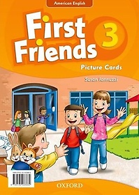 First Friends 3: Picture Cards
