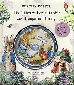"""<font title=""""The Tale of Peter Rabbit and Benjamin Bunny (Hardcover+DVD)"""">The Tale of Peter Rabbit and Benjamin Bu...</font>"""