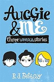 "<font title=""Auggie & Me : Three Wonder Stories (Paperback)"">Auggie & Me : Three Wonder Stories (Pape...</font>"