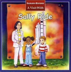 "<font title=""A Visit With Sally Ride (Paperback + CD-ROM)"">A Visit With Sally Ride (Paperback + CD-...</font>"