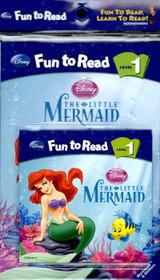"<font title=""Disney Fun to Read Set 1-11 : The Little Mermaid (Paperback+Workbook+Audio CD)"">Disney Fun to Read Set 1-11 : The Little...</font>"