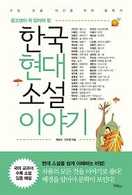 한국현대소설 이야기