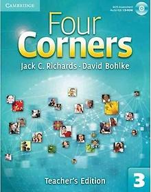 """<font title=""""Four Corners Level 3 Teacher"""