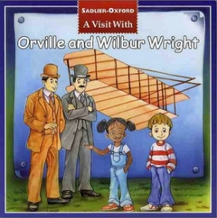 "<font title=""A Visit With Orville and Wilbur (Paperback + CD-ROM)"">A Visit With Orville and Wilbur (Paperba...</font>"
