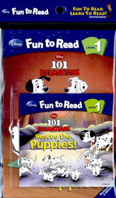 "<font title=""Disney Fun to Read Set 1-12 : Rescue the Puppies! (Paperback+Workbook+Audio CD)"">Disney Fun to Read Set 1-12 : Rescue the...</font>"
