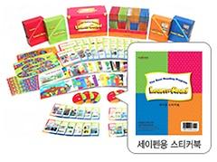 NEW 런투리드 풀세트 + 세이펜 스티커북