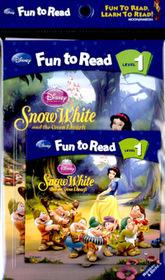 """<font title=""""Disney Fun to Read Set 1-13 : Snow White (Paperback+Workbook+Audio CD)"""">Disney Fun to Read Set 1-13 : Snow White...</font>"""