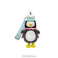 """<font title=""""힐링바이펭 생일 코스튬 인형 보이스키링(15cm)"""">힐링바이펭 생일 코스튬 인형 보이스키링(1...</font>"""