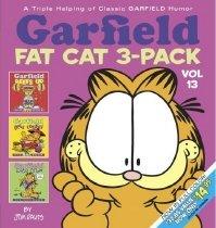 Garfield Fat Cat 3 Pack #13 (Paperback)