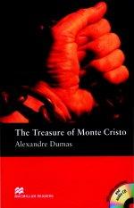 """<font title=""""The Treasure of Monte Cristo : Macmillan Readers, Pre-intermediate (Paperback+CD:2)"""">The Treasure of Monte Cristo : Macmillan...</font>"""