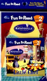 """<font title=""""Disney Fun to Read Set 2-20 : Little Chef (Paperback+Workbook+Audio CD)"""">Disney Fun to Read Set 2-20 : Little Che...</font>"""
