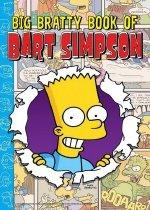 Big Bratty Book of Bart Simpson (Paperback)