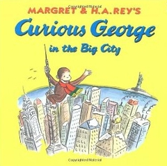 """<font title=""""Curious George in the Big City (Paperback/ Picture/Wordless)"""">Curious George in the Big City (Paperbac...</font>"""