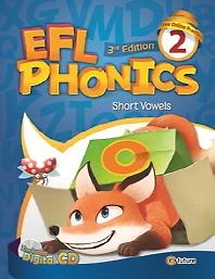EFL Phonics 2 (Paperback/ 3rd Edition)