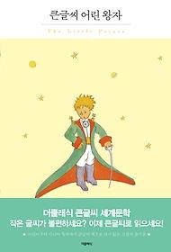 어린왕자 (큰글씨책)
