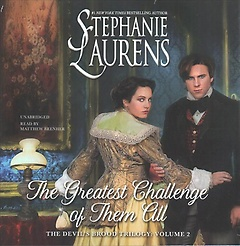 "<font title=""The Greatest Challenge of Them All (CD / Unabridged)"">The Greatest Challenge of Them All (CD /...</font>"