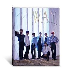 이엔오아이(ENOi) - W.A.Y (雨 - WhereAreYou) [2nd Special Album]