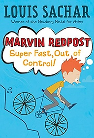 "<font title=""Marvin Redpost #7 : Super Fast, Out of Control! (Paperback)"">Marvin Redpost #7 : Super Fast, Out of C...</font>"