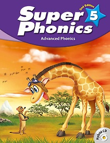 "<font title=""Super Phonics 5: Student Book (Paperback+Hybrid CD/2nd Ed.)"">Super Phonics 5: Student Book (Paperback...</font>"