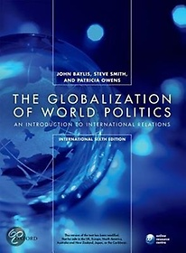 The Globalization of World Politics (Paperback/ 6th Ed.)