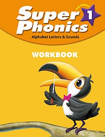 "<font title=""Super Phonics 1: Work Book (Paperback/2nd Ed.)"">Super Phonics 1: Work Book (Paperback/2n...</font>"