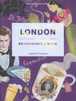 London, Restaurants & More (Paperback)