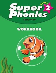 "<font title=""Super Phonics 2: Work Book (Paperback/2nd Ed.)"">Super Phonics 2: Work Book (Paperback/2n...</font>"