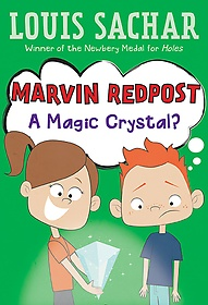 "<font title=""Marvin Redpost #8: A Magic Crystal? (Paperback)"">Marvin Redpost #8: A Magic Crystal? (Pap...</font>"