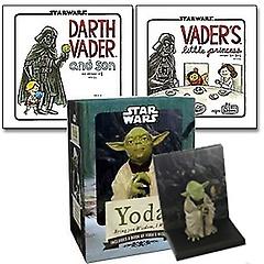 스타워즈:다스 베이더와 아들+스타워즈:베이더의 꼬마 공주님+Yoda in a Box 패키지